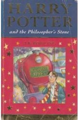תמונה של - Harry Potter and the Philosopher's Stone Book 1 Bloomsbury Edition