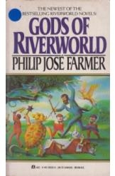תמונה של - Gods of Riverworld Philip Jose Farmer Scifi