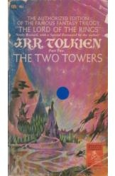 תמונה של - The Two Towers JRR Tolkien Sci Fi