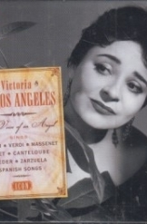 תמונה של - EMI Victoria de Los Angeles The Voice of an Angel