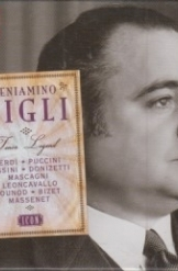 תמונה של - EMI Beniamino Gigli Tenor Legend 7 cd