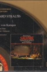 תמונה של - EMI classic Richard Strauss Salome Herbert Karajan 2 cd and booklet
