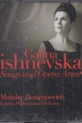 תמונה של - EMI Galina Vishnbevskaya Songs and Opera Arias 2 discs
