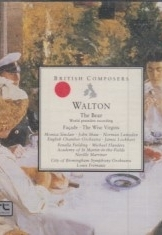 תמונה של - EMI Classics The Bear Sir William Walton 2 CD