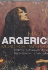 תמונה של - EMI Martha Argerich Music for Two Pianos 2 CD
