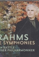 תמונה של - Brahms The Symphonies Simon Rattle Berlin Philharmonic 3 discs