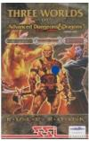 תמונה של - Three Worlds of Advanced Dungeons and Dragons Rule Book Sci Fi