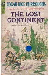תמונה של - The Lost Continent Edgar Rice Burroughs Sci Fi