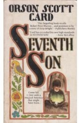 תמונה של - Seventh Son Orson Scott Card Sci Fi