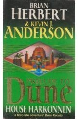 House Harkonnen Prelude to Dune II Brian Herbert Kevin Anderson Sci Fi