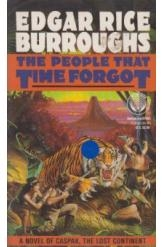 תמונה של - The People that Time Forgot Edgar Rice Burroughs Sci Fi
