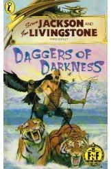 תמונה של -  Daggers Of Darkness Steve Jackson and Ian Livingstone