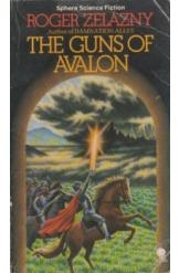 תמונה של - The Guns of Avalon Roger Zelazny Sci Fi