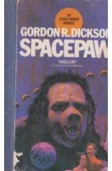 תמונה של - Spacepaw Gordon R Dickson Sci Fi