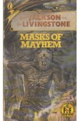 תמונה של - Masks of Mayhem Steve Jackson Ian Livingston Sci Fi