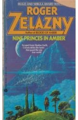 תמונה של - Nine Princes in Amber Roger Zelazny Sci Fi
