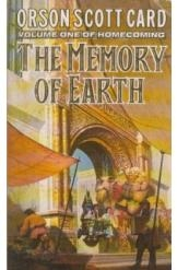 תמונה של - The Memory of Earth Orson Scott Card Sci Fi