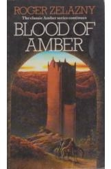 תמונה של - Blood of Amber Roger Zelazny Sci Fi